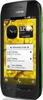 Nokia 603 2GB negro verde