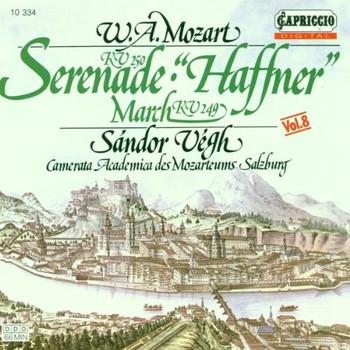 Sandor Vegh - Serenade KV 250 / Marsch KV 249