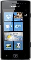 Samsung i8350 Omnia W negro