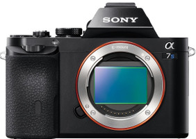 Sony Alpha 7s body noir