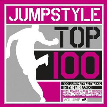 Various - Jumpstyle Top 100 Vol.5