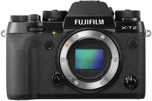Fujifilm X-T2 Cuerpo negro