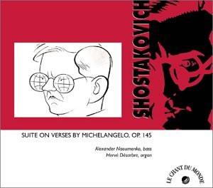 a. Naoumenko - Twenty-Fifth Anniversary Edition (Suite nach Michelangelo)