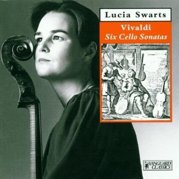 Lucia Swarts - Sonaten für Violoncello und Basso continuo