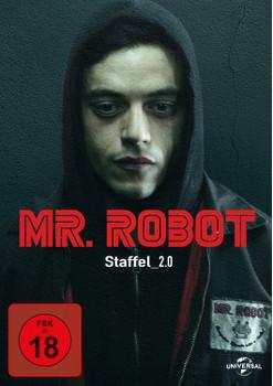 Mr. Robot - Staffel 2 [4 Discs]