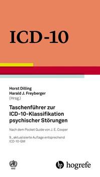 Taschenführer zur ICD–10–Klassifikation psychische. Nach dem Pocket Guide von J. E. Cooper - WHO - World Health Organization  [Taschenbuch]