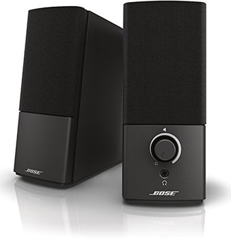 Bose Companion 2 Series III Multimedia Speaker zwart