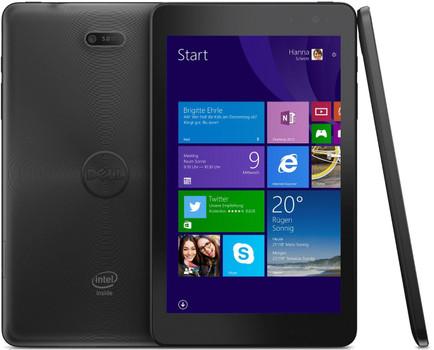 """Dell Venue 8 Pro 3000-Serie 8"""" 32GB eMMC [Wifi] negro"""