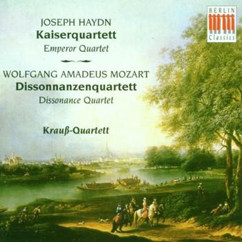 Krauss-Quartett - Dissonanzenquartett / Kaiserquartett