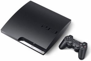 Sony PlayStation 3 slim 160 GB [Modelo K, mando inalámbrico incluído] negro