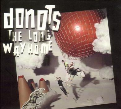 Donots - The Long Way Home (Limitierte Luxus-Ausgabe mit Buch)