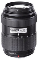 Olympus Zuiko Digital 40-150 mm F3.5-4.5 58 mm filter (geschikt voor Four Thirds) zwart