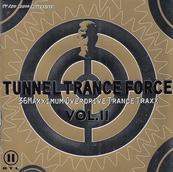 Various - Tunnel Trance Force: Vol.11 [2 CDs]