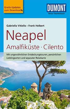 DuMont Reise-Taschenbuch Reiseführer Neapel, Amalfiküste, Cilento. mit Online-Updates als Gratis-Download - Frank Helbert  [Taschenbuch]