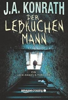 Der Lebkuchenmann - J.A. Konrath  [Taschenbuch]