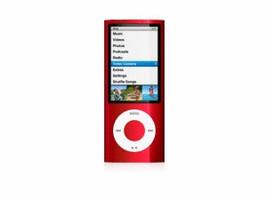 Apple iPod nano 5G 8GB rosso con fotocamera [RED Special Edition]