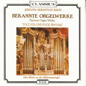 Otto Winter - Orgelwerke,Bekannte