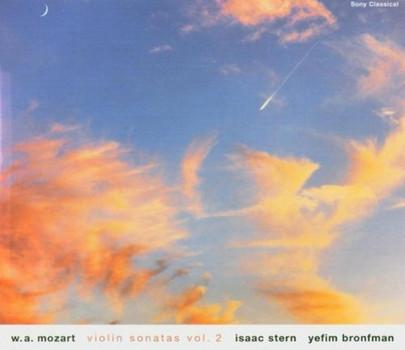 Isaac Stern - Mozart: Violin Sonatas Vol.2
