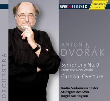 Roger Norrington - DVORAK: Sinfonie 9, Karneval-Ouvertüre
