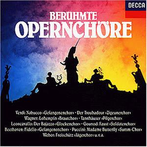 Various - Berühmte Opernchöre
