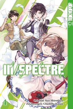 In/Spectre 04 - Chashiba Katase  [Taschenbuch]