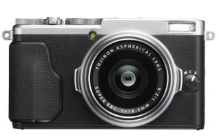 Fujifilm X70 plata
