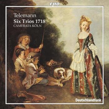 G.P. Telemann - Trios [6]
