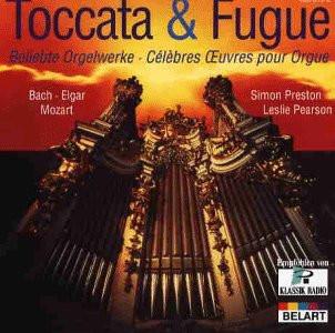 Leslie Pearson - Toccata & Fuge