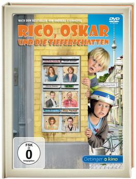 Rico, Oskar und die Tieferschatten [nur für den Buchhandel]