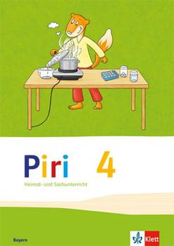 Piri Heimat- und Sachunterricht / Schülerbuch 4. Schuljahr. Ausgabe für Bayern [Taschenbuch]