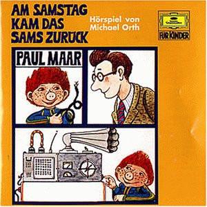 Paul Maar - Am Samstag Kam das Sams Zurück