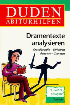 Duden Abiturhilfen, Dramentexte analysieren - Reinhard Marquaß