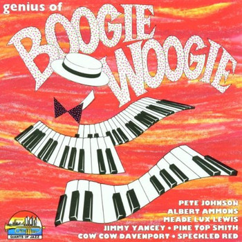 Various - Genius of Boogie Woogie