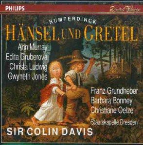 Gruberova - Engelbert Humperdinck: Hänsel und Gretel (Gesamtaufnahme Dresden 1992)