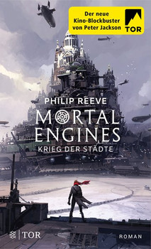 Mortal Engines. Roman - Philip Reeve  [Taschenbuch]