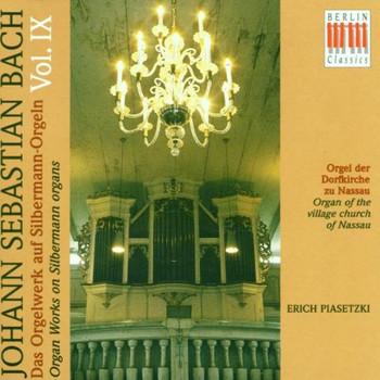Erich Piasetzki - Das Orgelwerk auf Silbermann-Orgeln Vol. 9 (Die Orgel der Dorfkirche zu Nassau)