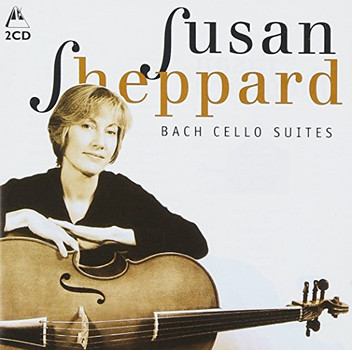 Susan Sheppard - Cello-Suiten 1-6