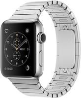 Apple Watch Series 2 42 mm zilver aluminium met schakelarmband zilver [wifi]