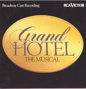 Broadway Cast - The Grand Hotel