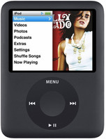 Apple iPod nano 3G 8GB zwart