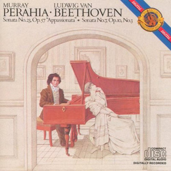 Murray Perahia - Klaviersonate No.7 op.10 Nr. 3 und Nr. 23 op. 57
