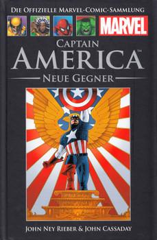 Die offizielle Marvel-Comic-Sammlung 27: Captain America - Neue Gegner - John Ney Rieber [Gebundene Ausgabe]