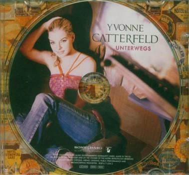 Yvonne Catterfeld - Unterwegs