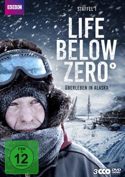 Life Below Zero° - Überleben in Alaska: Staffel 1 [3 Discs]