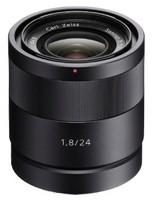 Sony Sonnar E 24 mm F1.8 ZA 49 mm filter (geschikt voor Sony E-mount) zwart