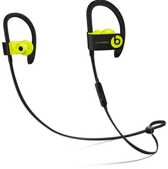Beats by Dr. Dre Powerbeats3 shock giallo