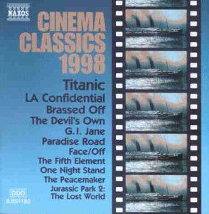 Cinema Classics 1998 - Classical Music Made Famous in