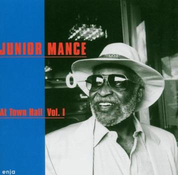 Junior Mance - Town Hall Vol.1 [UK-Import]
