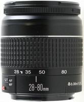 Canon EF 28-80 mm F3.5-5.6 II 58 mm Objetivo (Montura Canon EF) negro