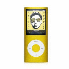 Apple iPod nano 4G 4GB geel